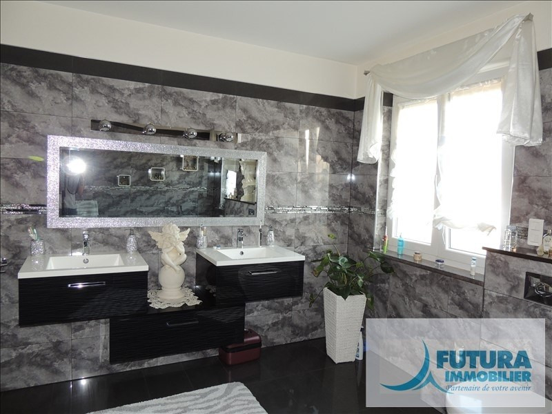 Vente maison / villa Behren les forbach 399000€ - Photo 6