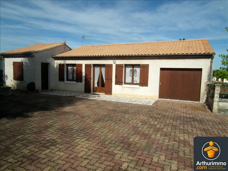 Sale house / villa Matha 127 800€ - Picture 7