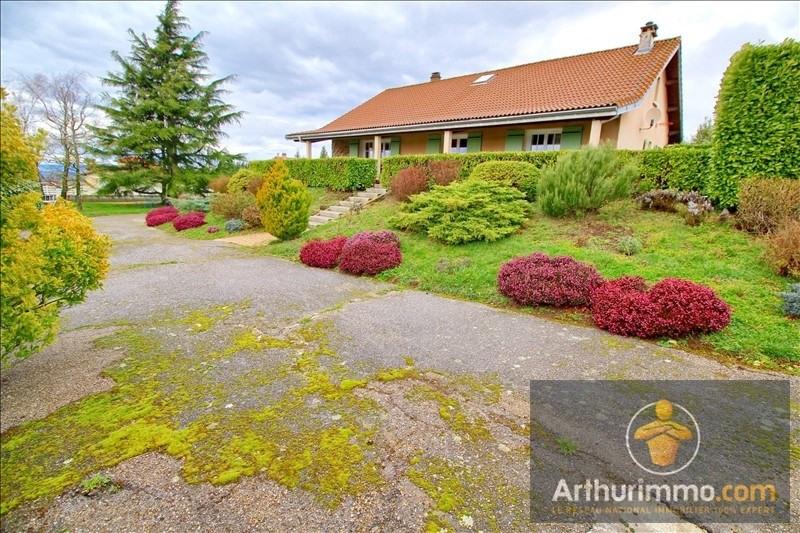 Vente maison / villa Diemoz 345000€ - Photo 2
