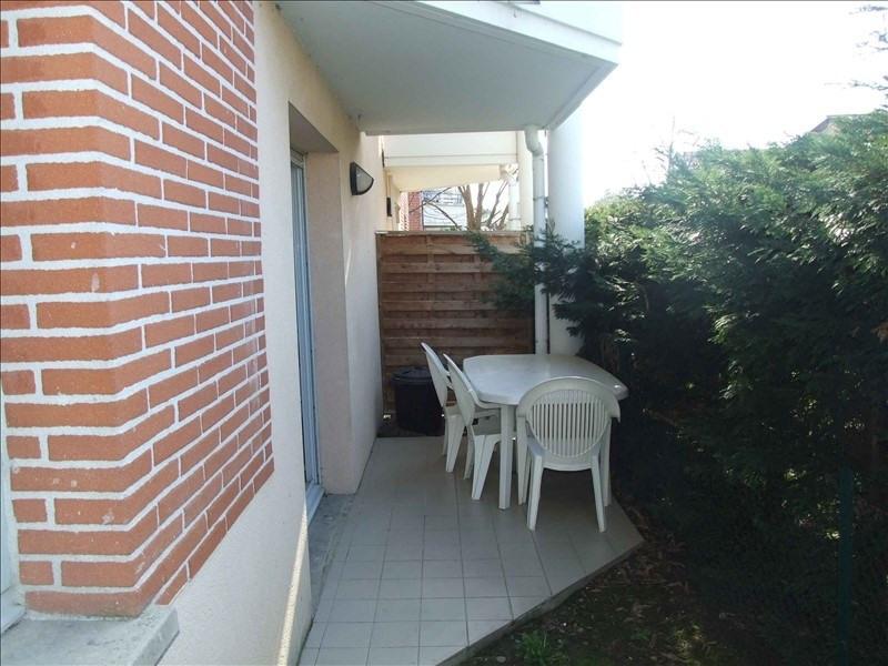 Vente appartement Toulouse 116900€ - Photo 3