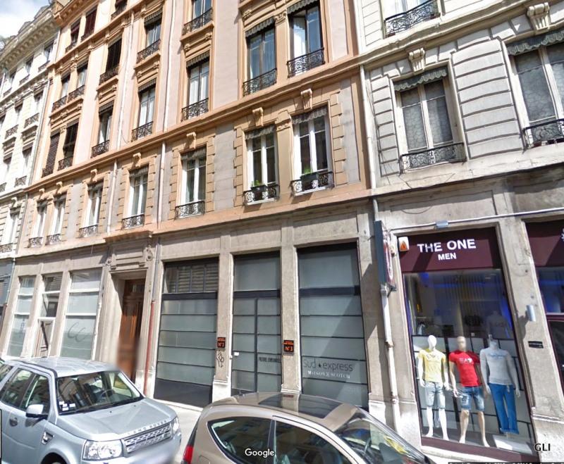 Rental apartment Lyon 6ème 1038€ CC - Picture 5