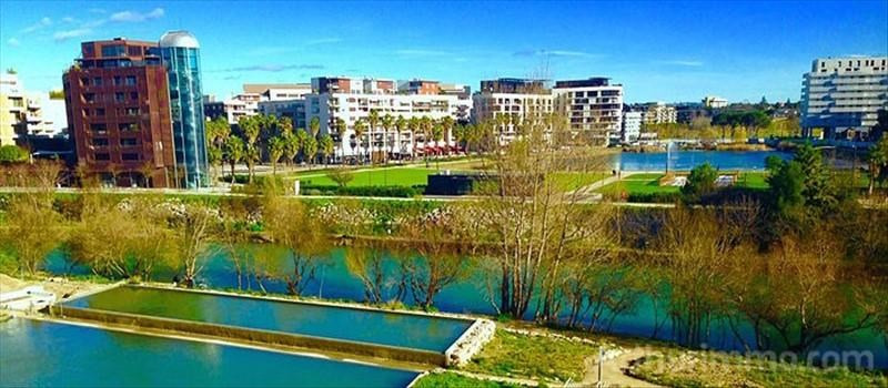Vente terrain Montpellier 399000€ - Photo 1