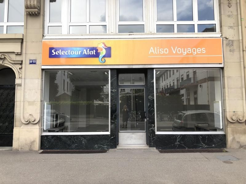Location local commercial Strasbourg 1300€ HT/HC - Photo 4