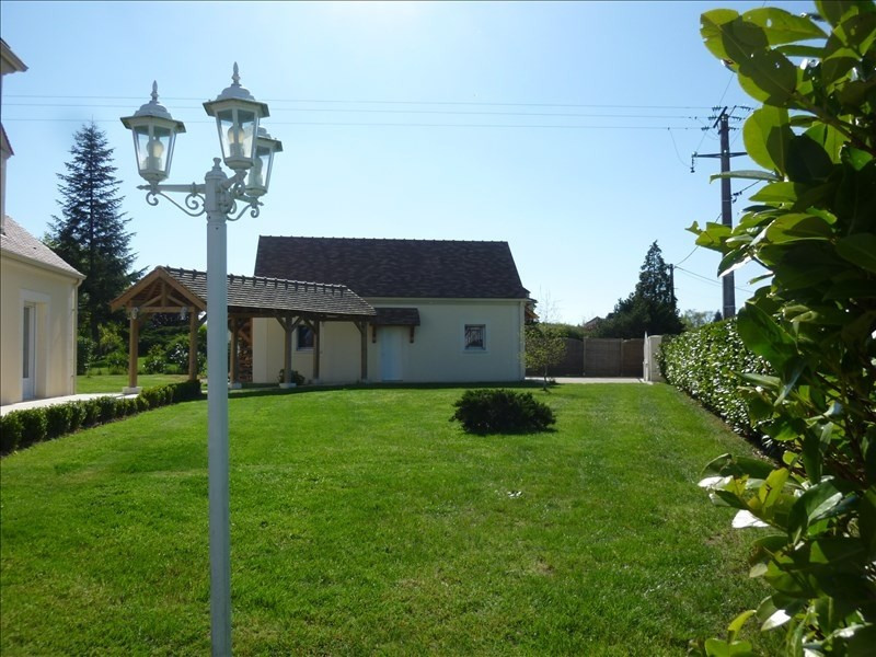Sale house / villa St georges sur baulche 420 000€ - Picture 3