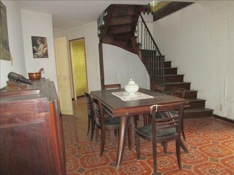 Vente maison / villa Tournus 126000€ - Photo 3