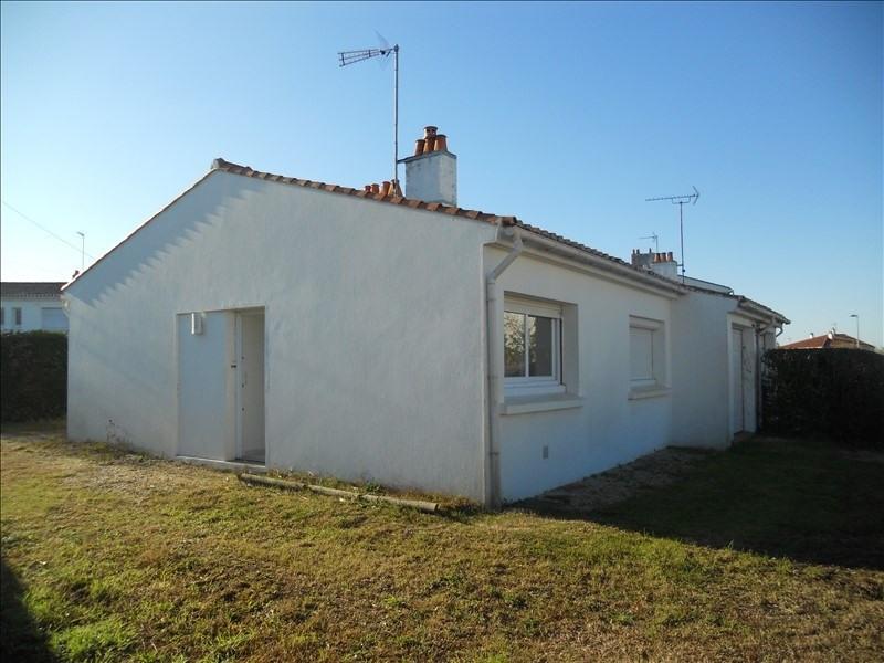 Vente maison / villa Les sables d olonne 214000€ - Photo 1