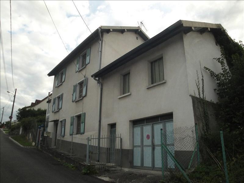 Vendita casa Dampierre les bois 118000€ - Fotografia 2