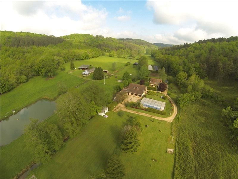 Vente de prestige maison / villa Fleurac 630000€ - Photo 1