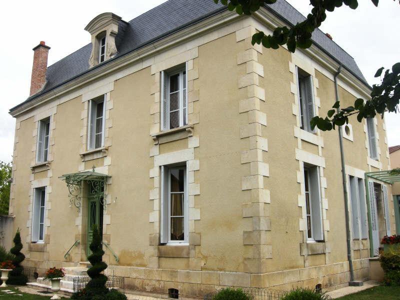 Vente de prestige maison / villa Chauvigny 690000€ - Photo 1