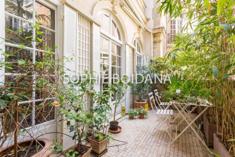 Vente de prestige appartement Paris 17ème 3980000€ - Photo 2
