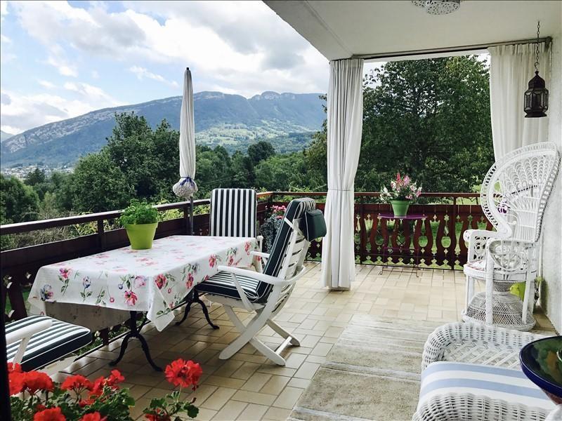 Vente de prestige maison / villa Sevrier 975000€ - Photo 1