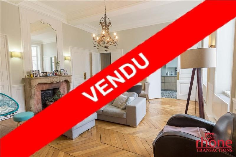 Vente de prestige appartement Lyon 1er 749 000€ - Photo 1