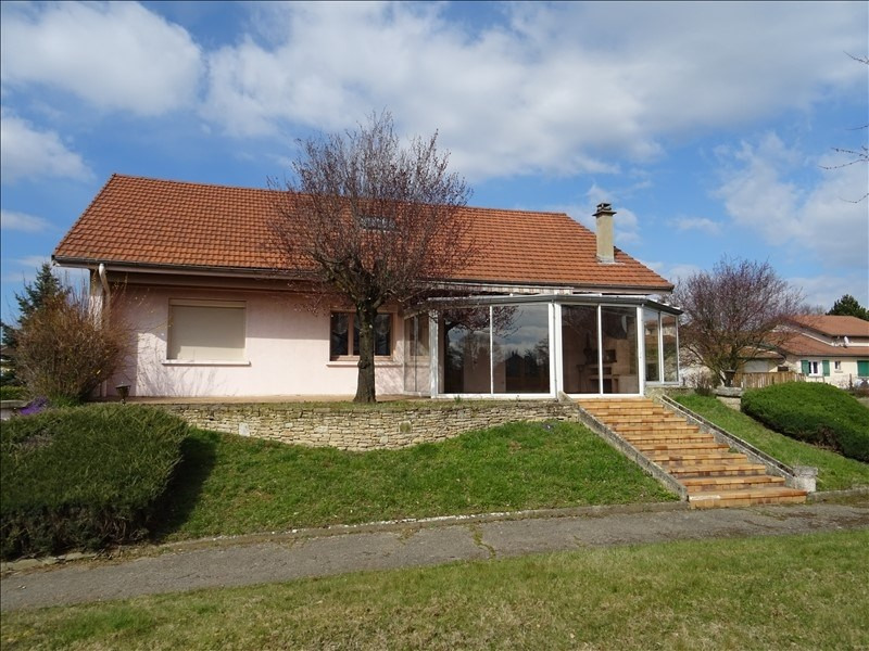 Vente maison / villa Heyrieux 310 000€ - Photo 1
