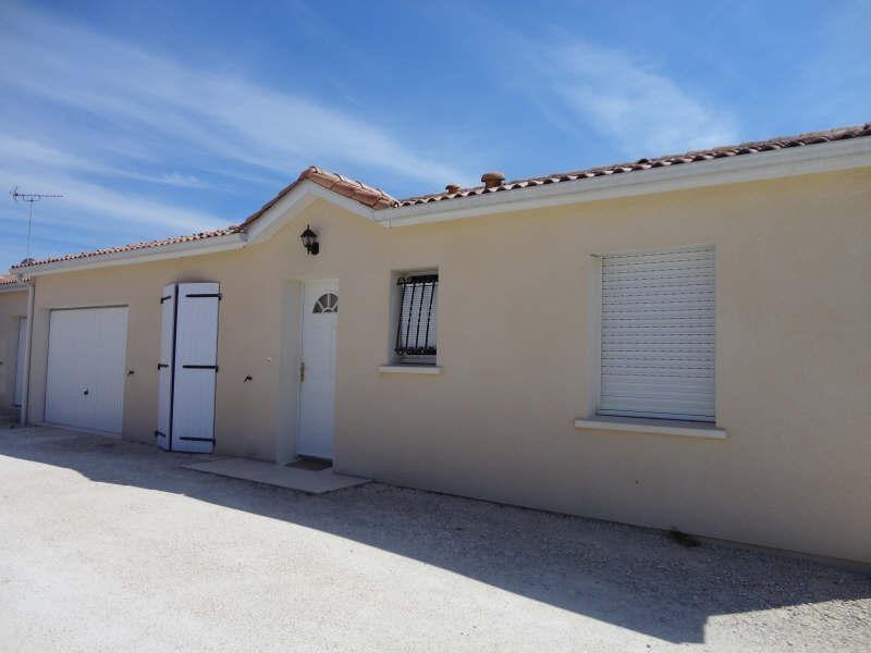 Vente maison / villa St medard de guizieres 160000€ - Photo 1