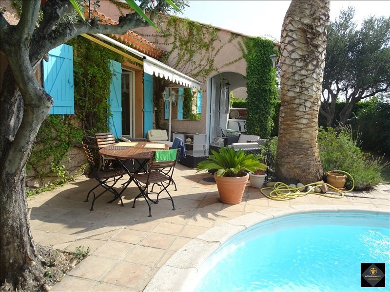 Deluxe sale house / villa Nice 635000€ - Picture 1