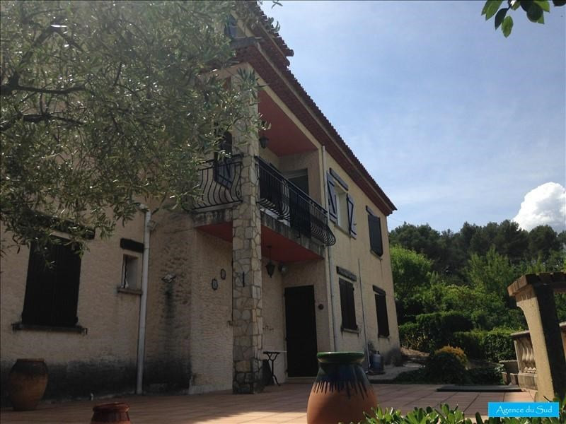 Vente de prestige maison / villa La bouilladisse 599000€ - Photo 6