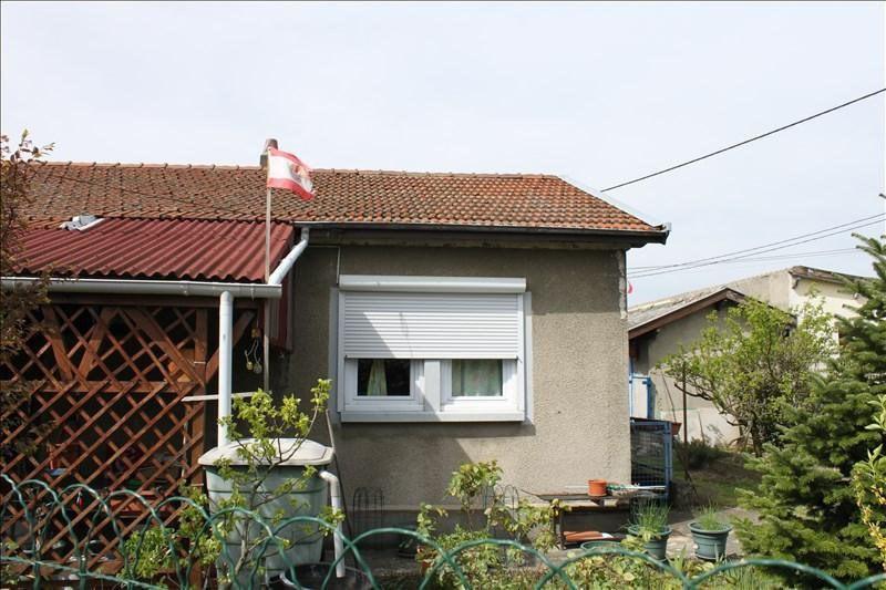 Venta  casa Le peage de roussillon 136000€ - Fotografía 1