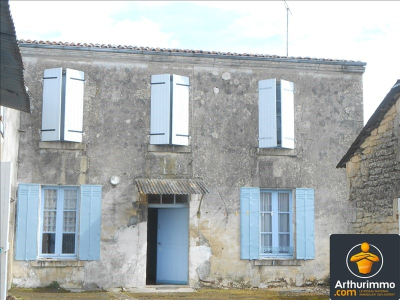 Sale house / villa Aulnay 86 400€ - Picture 1