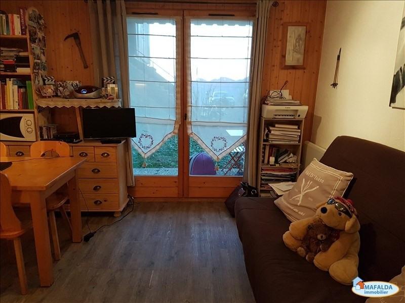 Sale apartment Mont saxonnex 54900€ - Picture 1