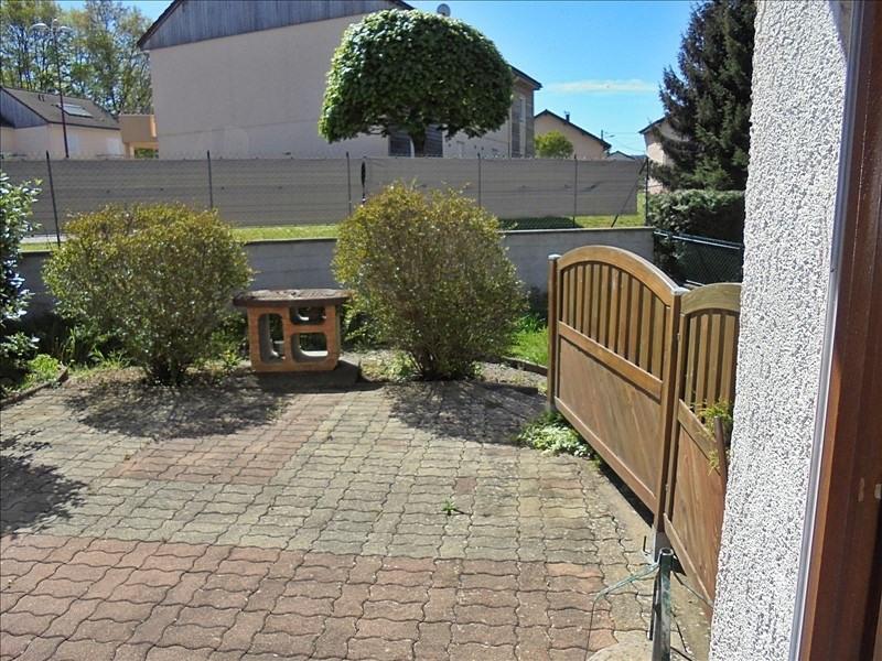 Vente maison / villa Raon l etape 116000€ - Photo 3