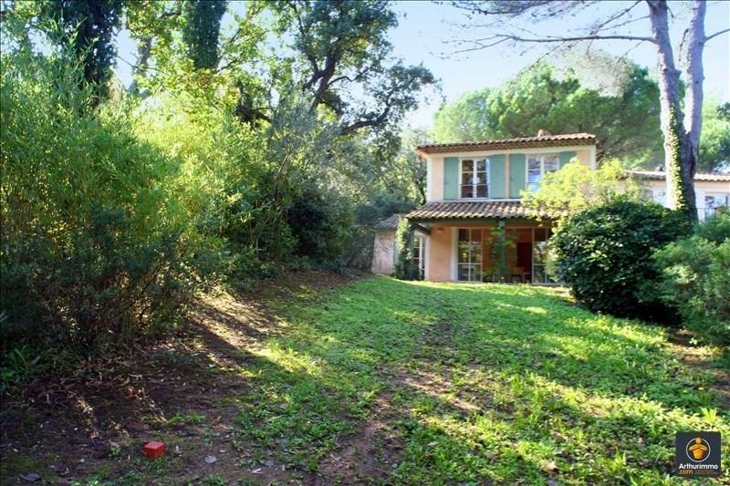 Vente maison / villa Grimaud 450000€ - Photo 1