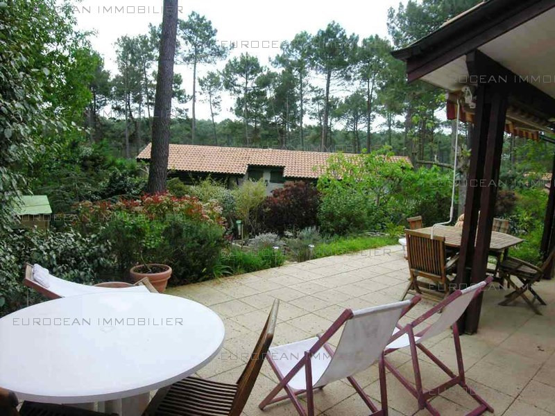 Vacation rental house / villa Lacanau-ocean 680€ - Picture 2