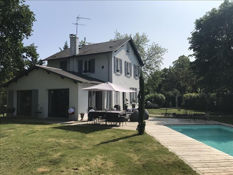 Deluxe sale house / villa Maisons-laffitte 1260000€ - Picture 1