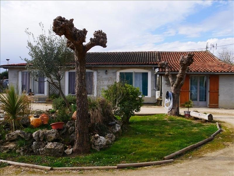 Sale house / villa Villaudric 199000€ - Picture 1