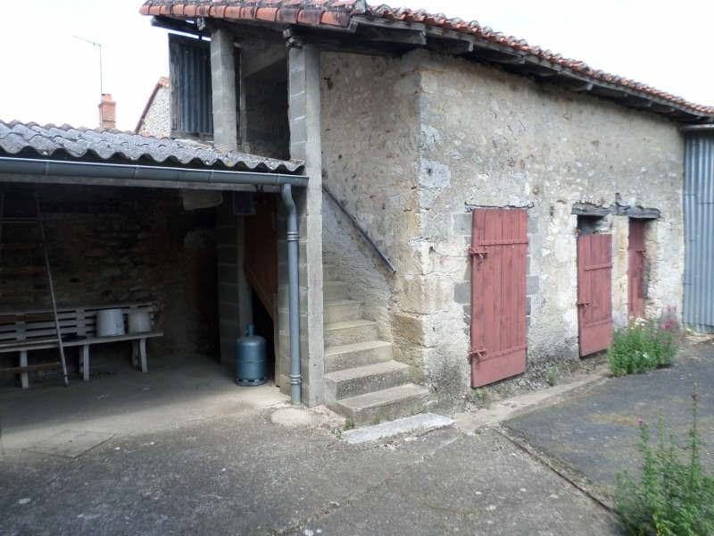 Vente maison / villa Verrieres 49500€ - Photo 2