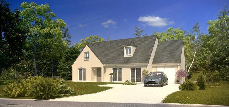 Maison  7 pièces + Terrain 398 m² Montargis par MAISONS PIERRE
