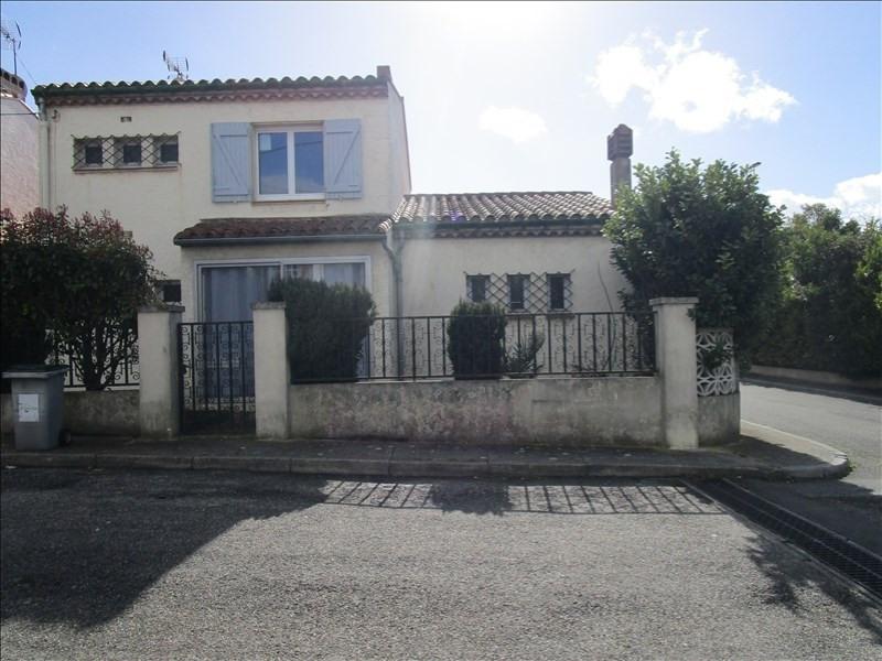 Vente maison / villa Carcassonne 137000€ - Photo 1