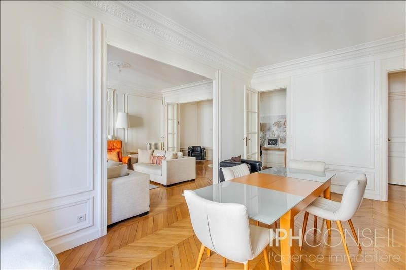 Vente de prestige appartement Neuilly sur seine 1630000€ - Photo 1