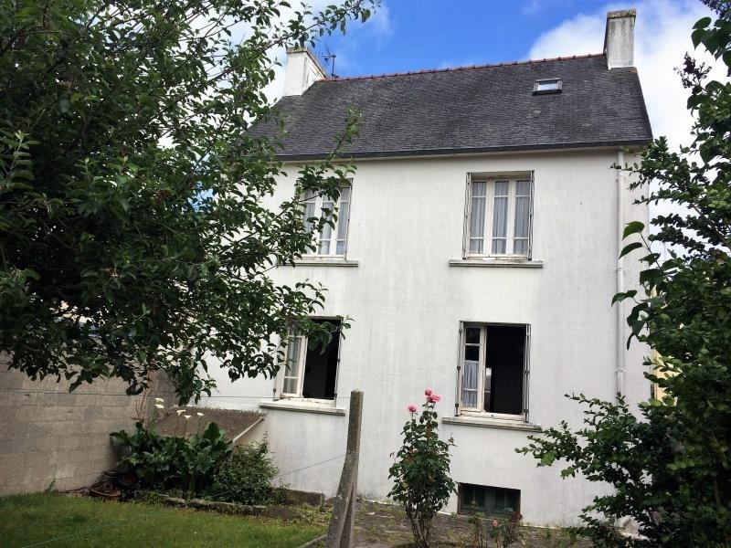Sale house / villa Bannalec 93950€ - Picture 1