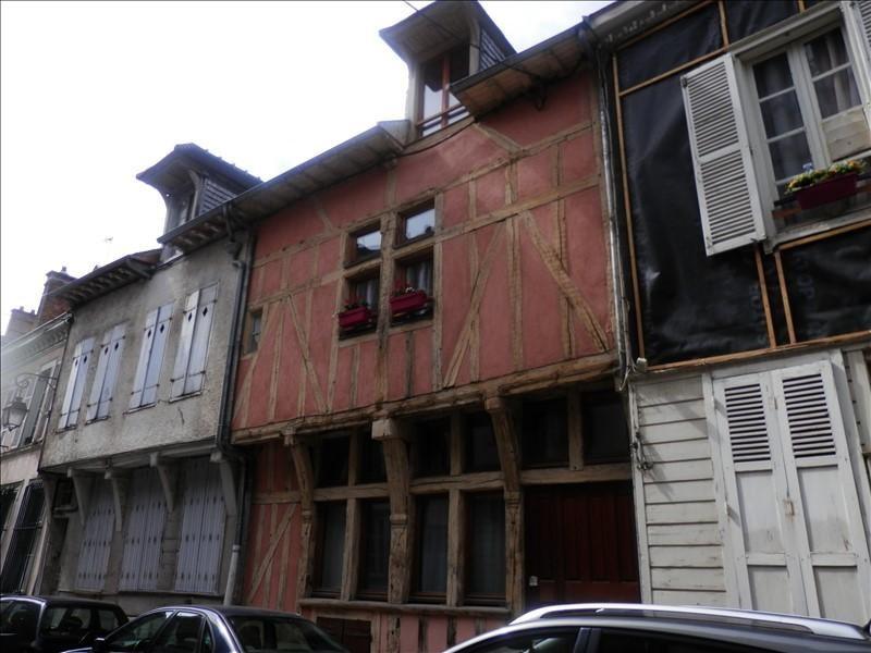 Produit d'investissement immeuble Troyes 229000€ - Photo 1