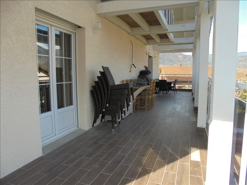 Vente appartement Marnaz 292 000€ - Photo 1