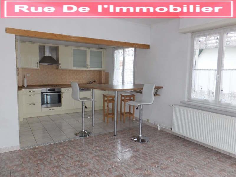 Vente appartement Reichshoffen 114400€ - Photo 1