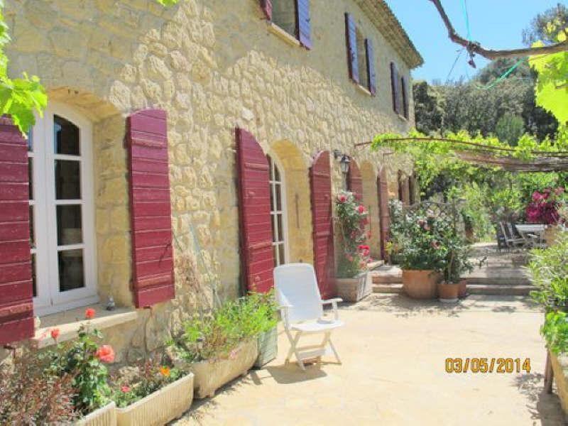 Vente de prestige maison / villa Rognes 980000€ - Photo 1