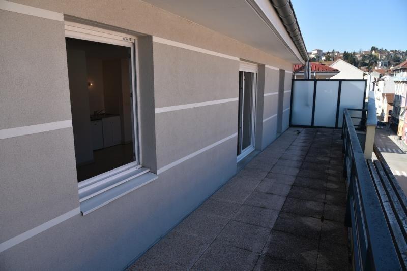 Rental apartment Bellegarde sur valserine 500€ CC - Picture 7