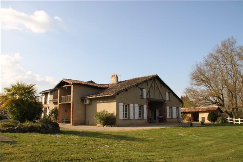 Venta de prestigio  casa St paul sur save 870000€ - Fotografía 6