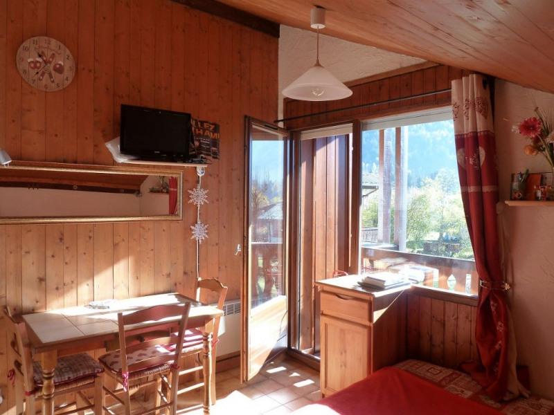 Sale apartment Servoz 80000€ - Picture 3