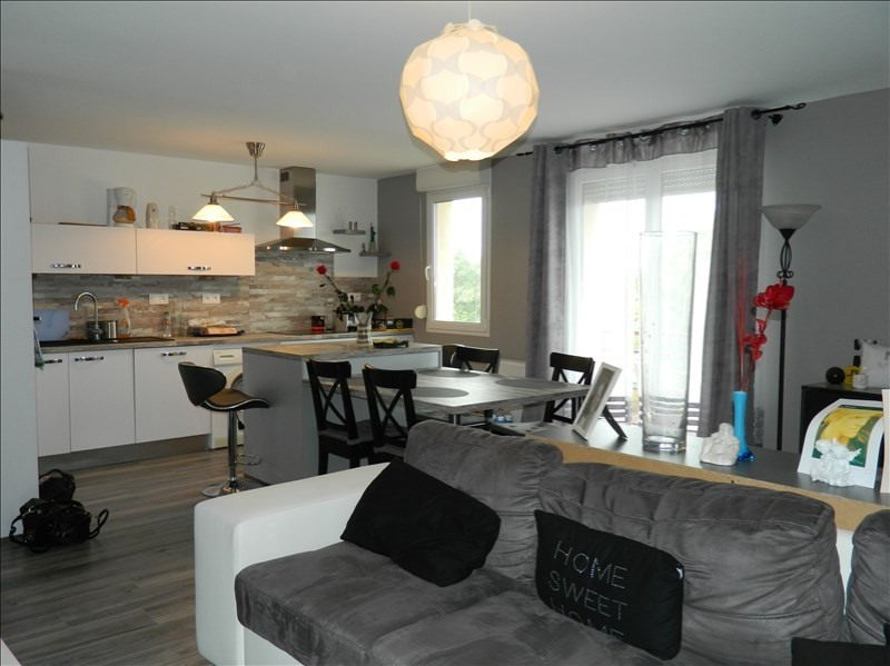 Rental apartment Riorges 655€ CC - Picture 2