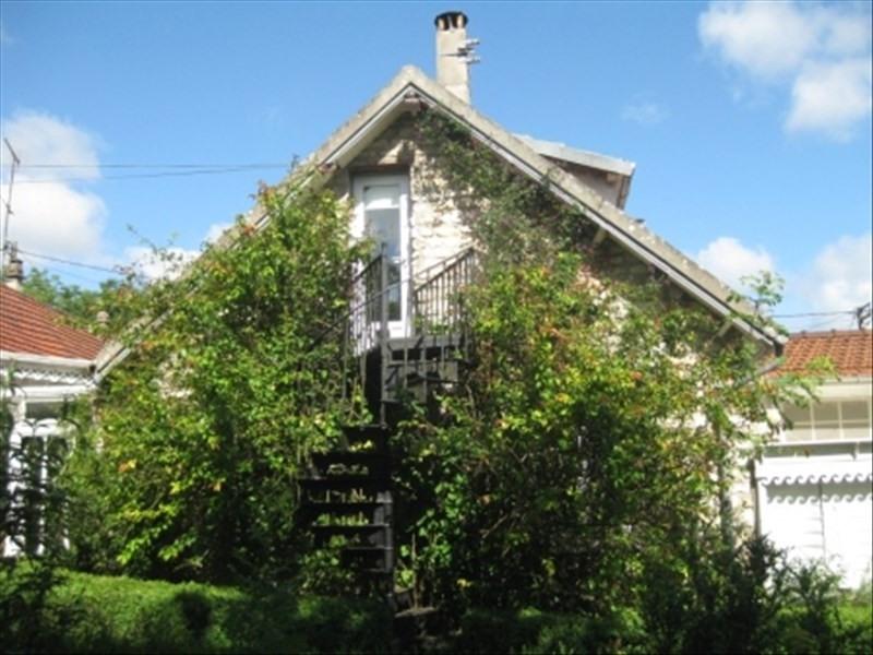 Sale house / villa Fontenay st pere 420000€ - Picture 3