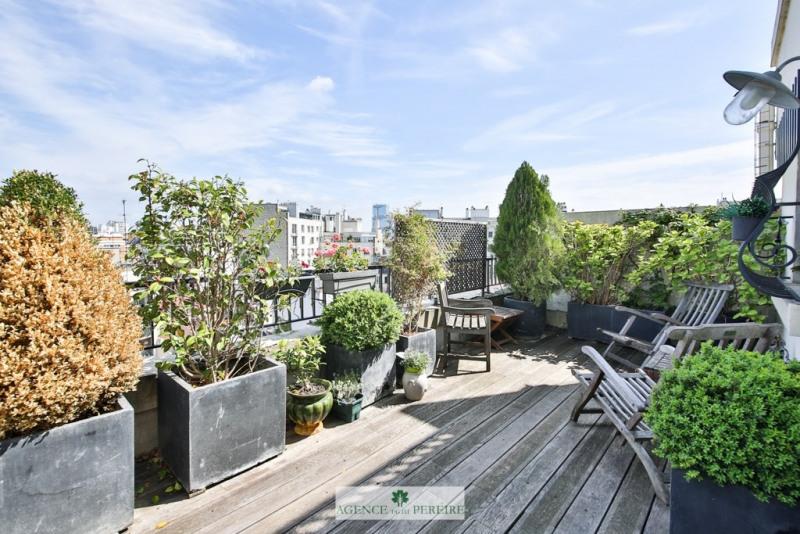Vente de prestige appartement Paris 17ème 1397000€ - Photo 6