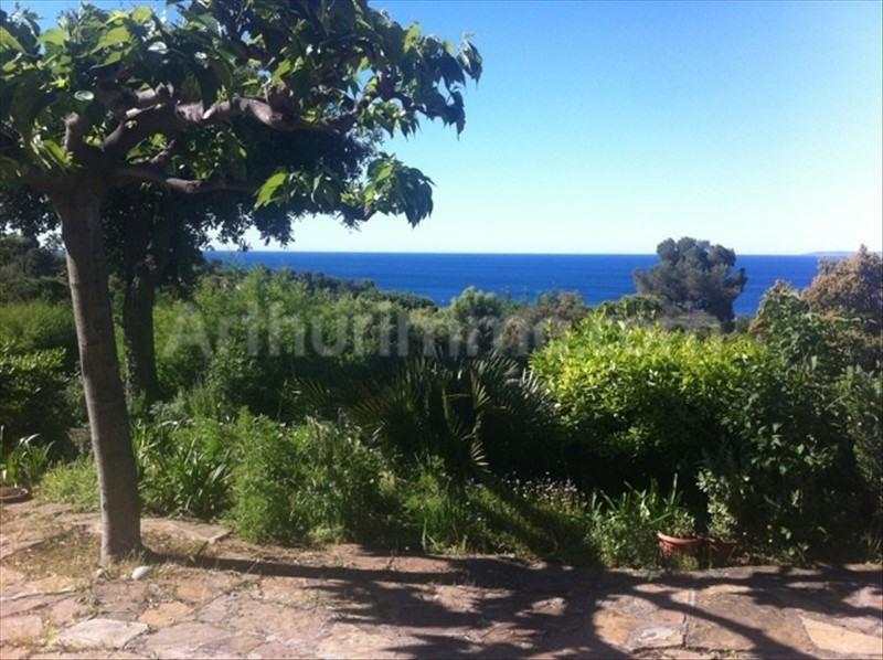Vente de prestige maison / villa St raphael 577000€ - Photo 1