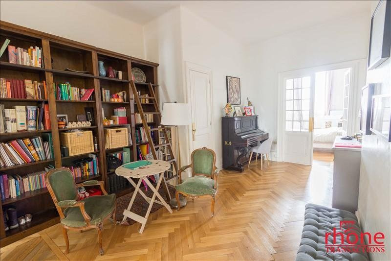 Vente de prestige appartement Lyon 1er 749 000€ - Photo 5