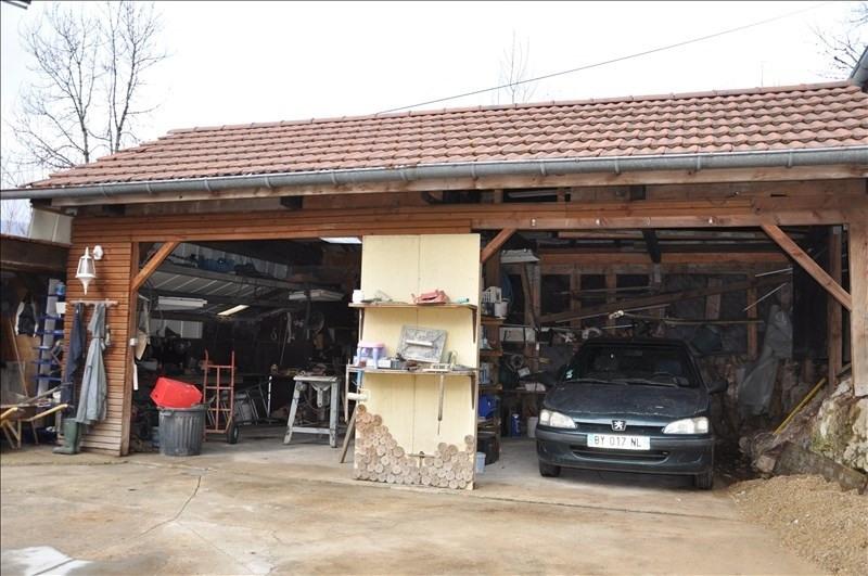Sale house / villa Vouglans 175000€ - Picture 6