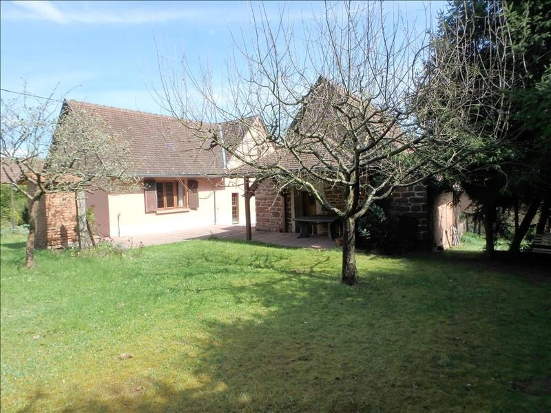 Vente maison / villa Neuwiller-lès-saverne 180000€ - Photo 2