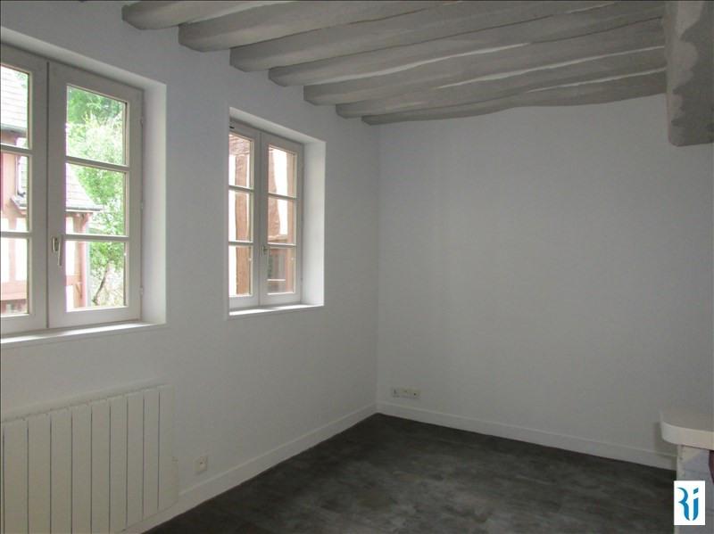 Rental apartment Rouen 500€ CC - Picture 3