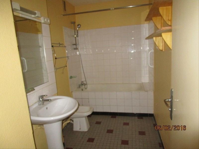 Sale apartment Carcassonne 72500€ - Picture 4