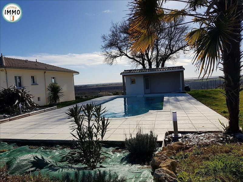 Vente maison / villa St sorlin de conac 280750€ - Photo 3